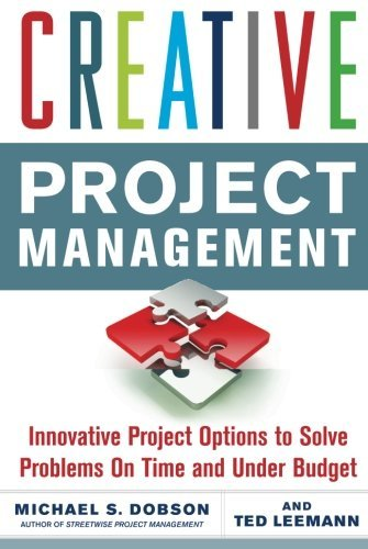 Michael Dobson Creative Project Management Innovative Project Options To Solve Problems On T