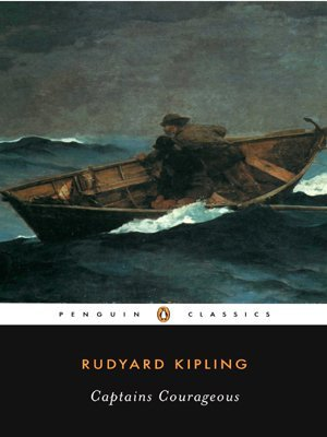 Rudyard Kipling Captains Courageous