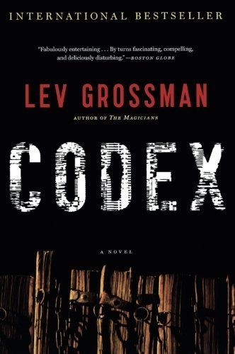 Lev Grossman Codex