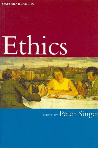 Peter Singer Ethics