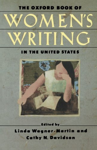 Linda Prof Wagner Martin The Oxford Book Of Women's Writing In The United S