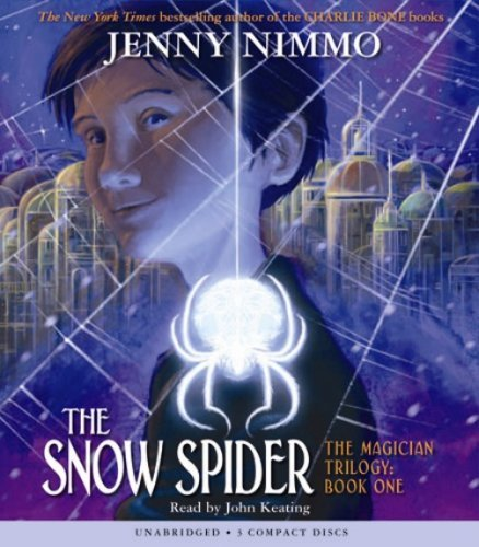 Jenny Nimmo The Snow Spider