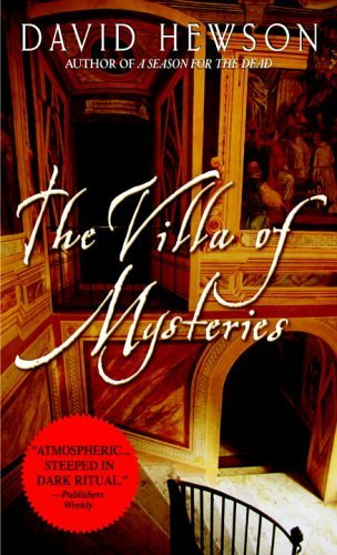 David Hewson The Villa Of Mysteries