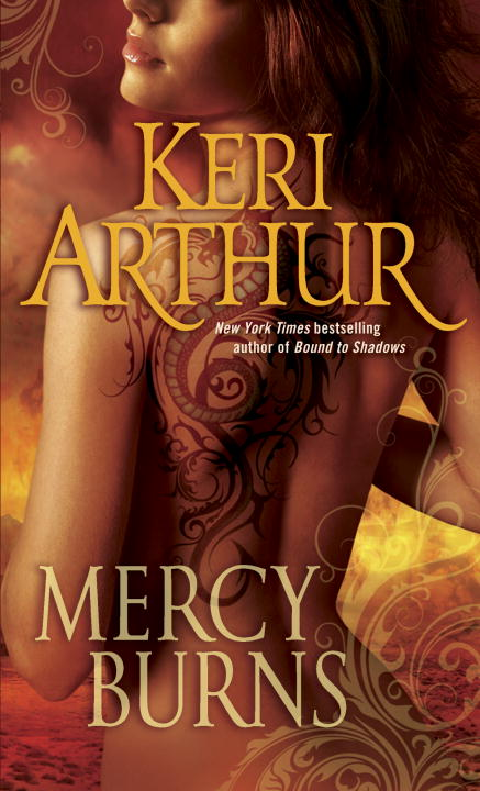 Keri Arthur Mercy Burns