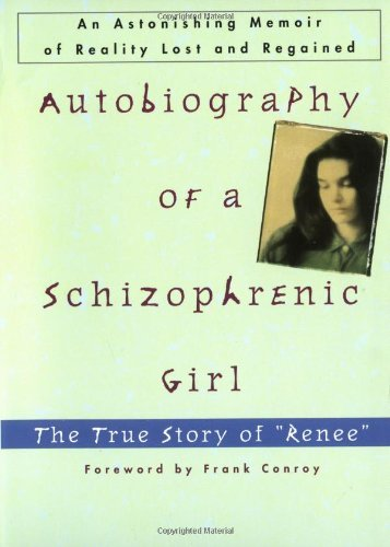 "Marguerite Sechehaye Autobiography Of A Schizophrenic Girl The True Story Of ""renee"