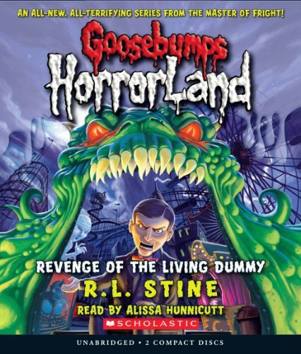 R. L. Stine Revenge Of The Living Dummy