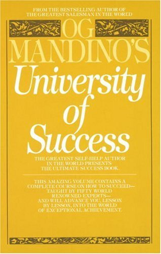 Og Mandino University Of Success