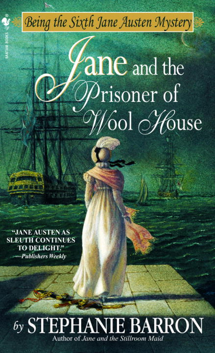 Stephanie Barron Jane And The Prisoner Of Wool House