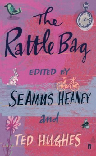 Seamus Heaney The Rattle Bag An Anthology Of Poetry