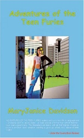 Maryjanice Davidson Adventures Of The Teen Furies