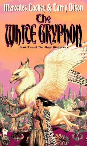 Mercedes Lackey The White Gryphon