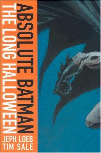 Jeph Loeb Absolute Batman The Long Halloween