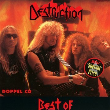 Destruction Best Of Destruction Import Gbr
