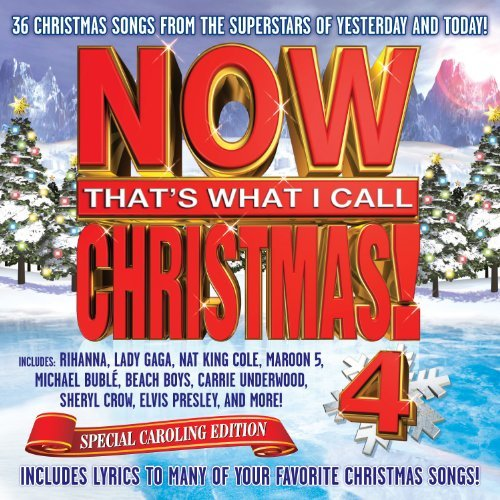 Now That's What I Call Christm Vol. 4 Now That's What I Call Carol Ed. 2 CD