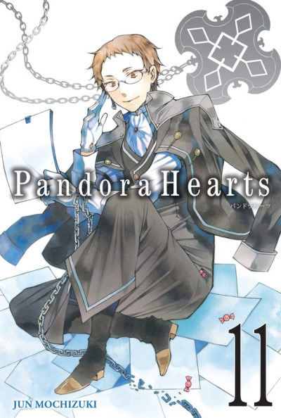 Jun Mochizuki Pandorahearts Vol. 11