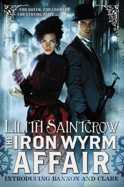 Lilith Saintcrow The Iron Wyrm Affair