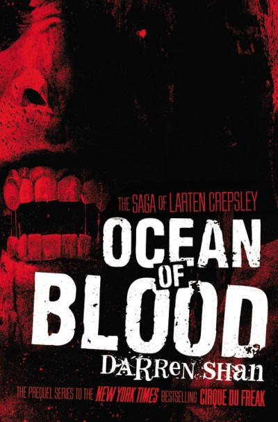 Darren Shan Ocean Of Blood
