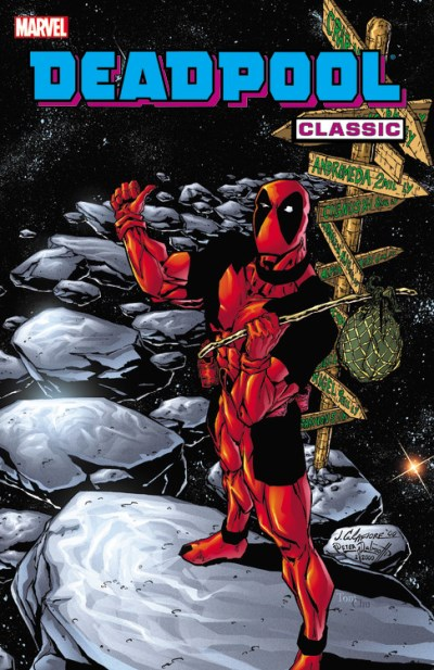 Christopher Priest Deadpool Classic Volume 6