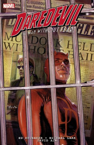 Ed Brubaker Daredevil Ultimate Collection Book 1