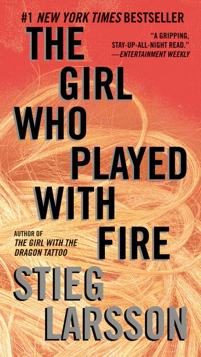 Stieg Larsson The Girl Who Played With Fire