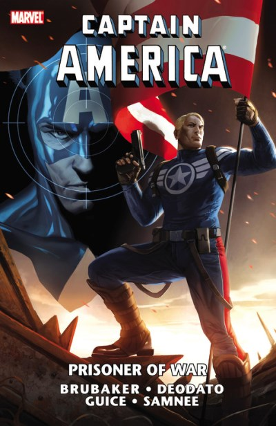 Ed Brubaker Captain America Prisoner Of War