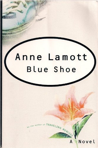 Anne Lamott Blue Shoe