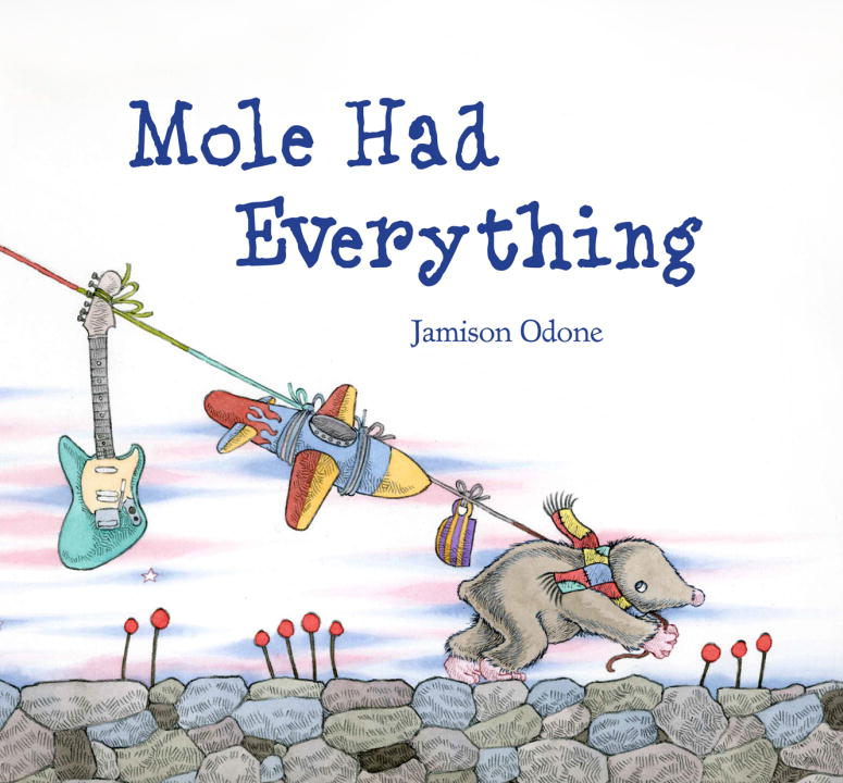 Jamison Odone Mole Had Everything