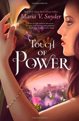 Maria V. Snyder Touch Of Power