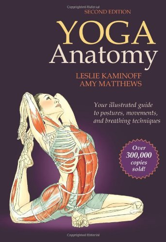Leslie Kaminoff Yoga Anatomy 0002 Edition;
