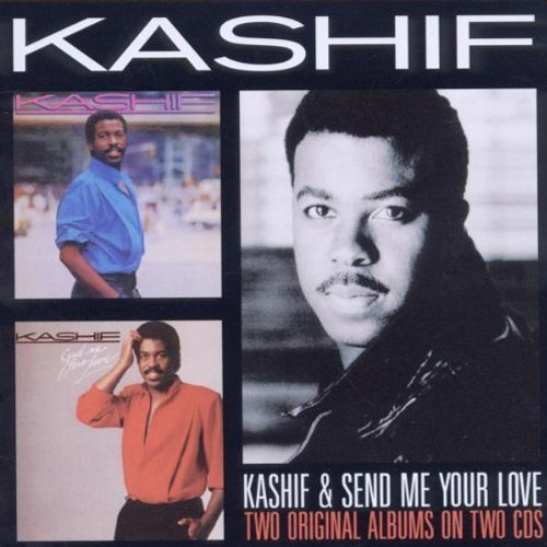 Kashif Kashif Send Me Your Love Import Gbr 2 CD