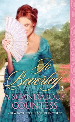 Jo Beverley A Scandalous Countess
