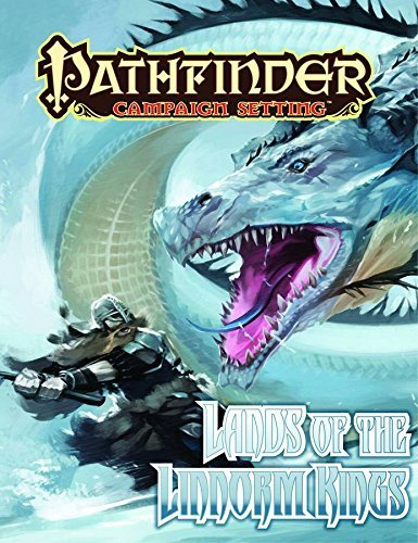 Colin Mccomb Pathfinder Campaign Setting Lands Of The Linnorm Kings