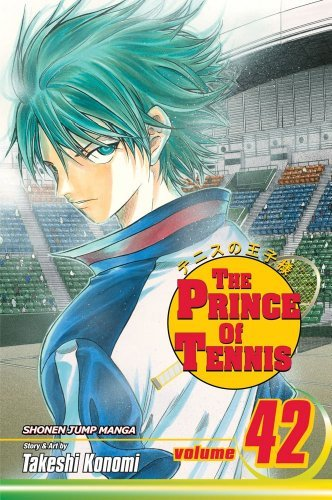 Takeshi Konomi The Prince Of Tennis Volume 42