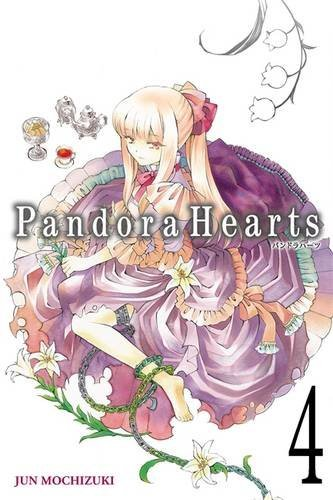 Jun Mochizuki Pandora Hearts Volume 4