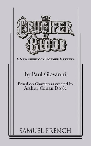 Paul Giovanni The Crucifer Of Blood