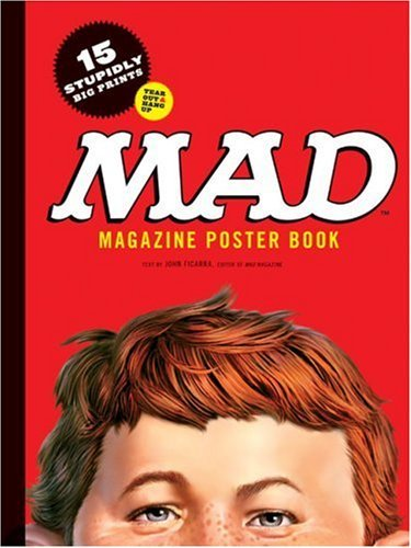 John Ficarra Mad Magazine Poster Book 15 Stupidly Big Prints