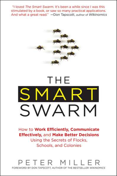 Peter Miller The Smart Swarm How To Work Efficiently Communicate Effectively