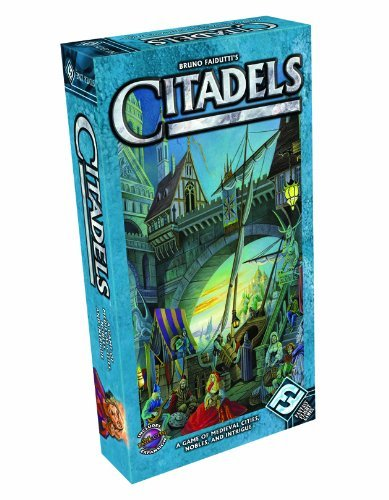 Card Game Citadels A Game Of Medieval Cities Nobles And Intrigue