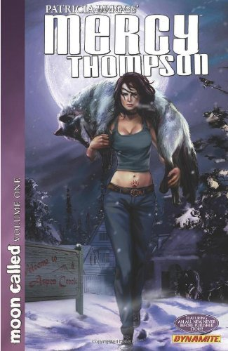 Patricia Briggs Patricia Briggs Mercy Thompson Moon Called Volume 1
