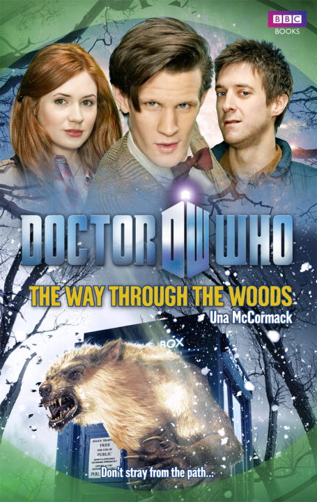 Paul Finch Doctor Who The Way Through The Woods