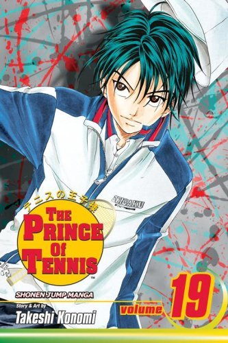Takeshi Konomi The Prince Of Tennis Volume 19