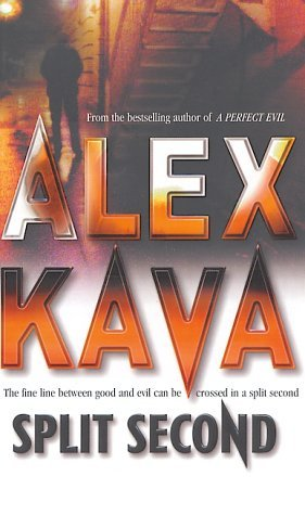 Alex Kava Split Second