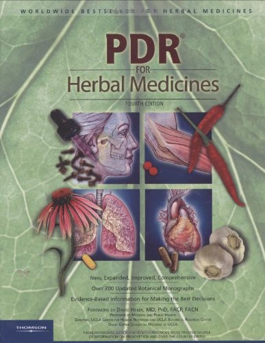 David Heber Pdr For Herbal Medicines 0 Edition;
