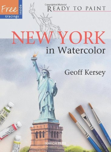 Geoff Kersey New York In Watercolor