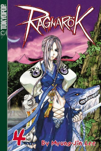 Myung Jin Lee Ragnarok Volume 4 Dawn Of Destruction