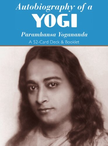 Paramhansa Yogananda Autobiography Of A Yogi [with Booklet]