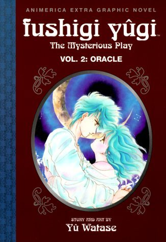Yuu Watase Fushigi Yugi Volume 2 Oracle