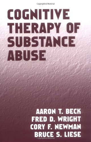 Beck Aaron T. M.D. Cognitive Therapy Of Substance Abuse Revised