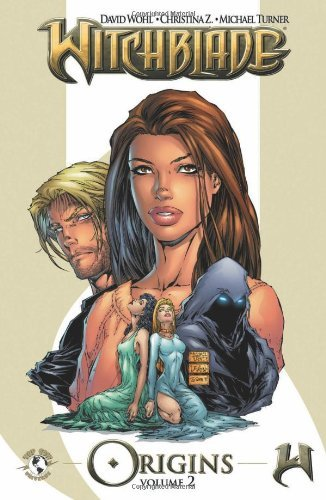 David Wohl Witchblade Origins Volume 2