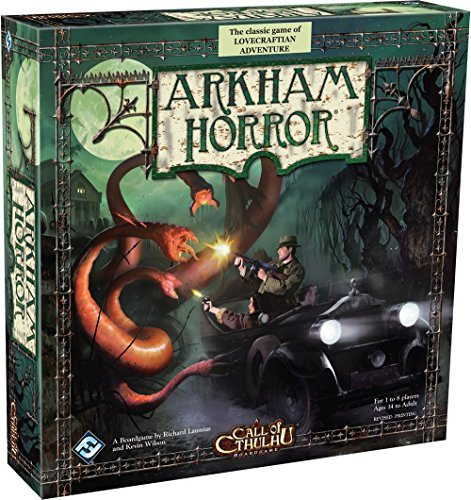 Board Game Arkham Horror Board Game A Call Of Cthulhu